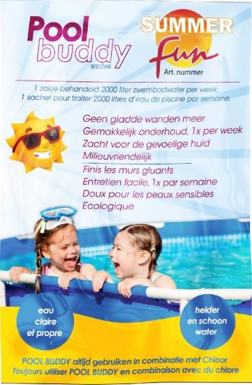 Summer fun Onderhoudsmiddel Pool Buddy