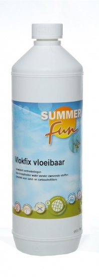 Summer fun Vlokfix vloeibaar 1 liter