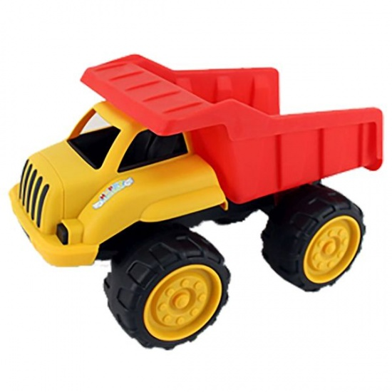 Summertime Kiepauto geel