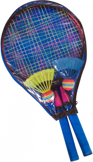 Summertime mini badmintonset 5 delig