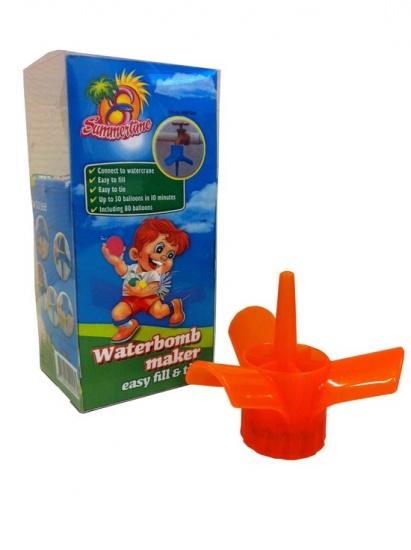 Summertime waterbomb maker 81 delig