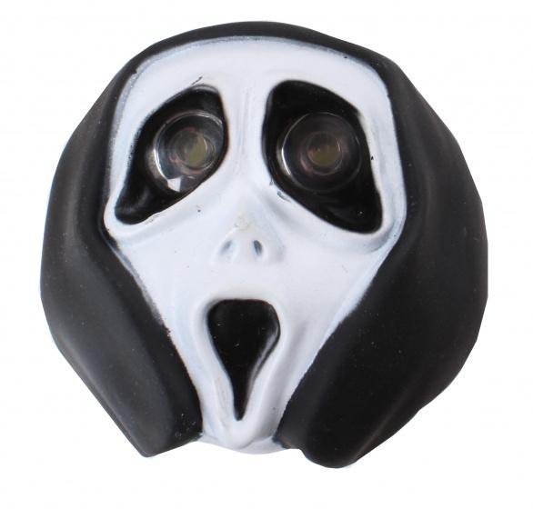 Summit hoofdlamp Halloween junior zwart/wit kopen