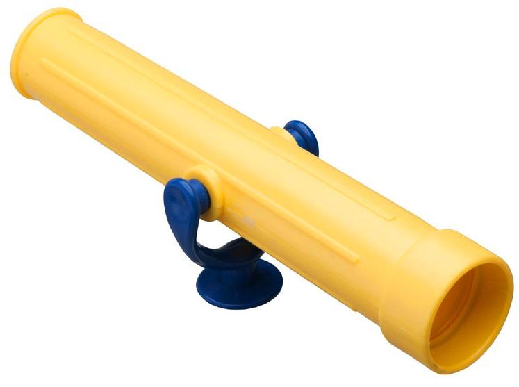 Swing King telescoop voor speelhuisje 35 cm geel