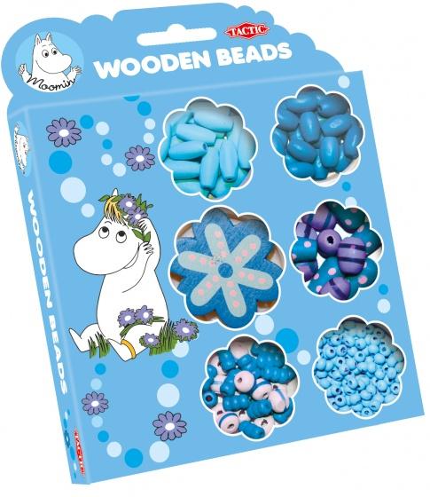 - Tactic beadsset Moomin Wooden Beads