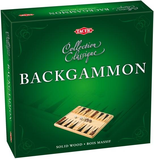 Tactic bordspel Backgammon