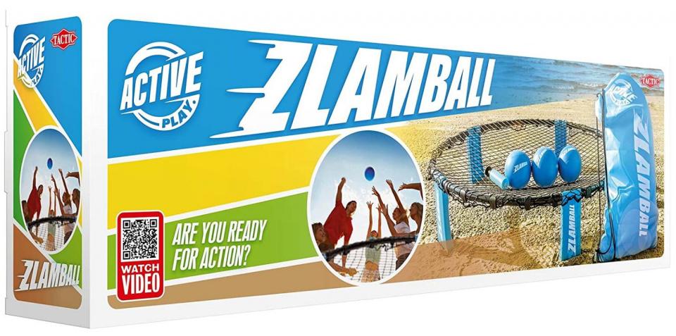 Tactic buitenspel Zlamball blauw