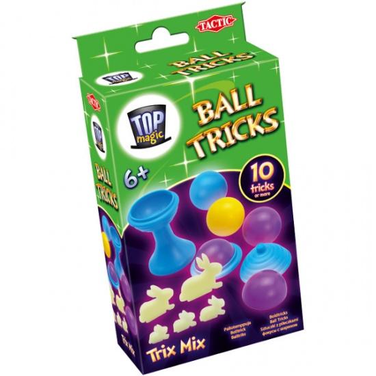 Tactic Goochelset Trix Mix Ball Tricks