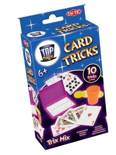 Tactic Goochelset Trix Mix Card Tricks