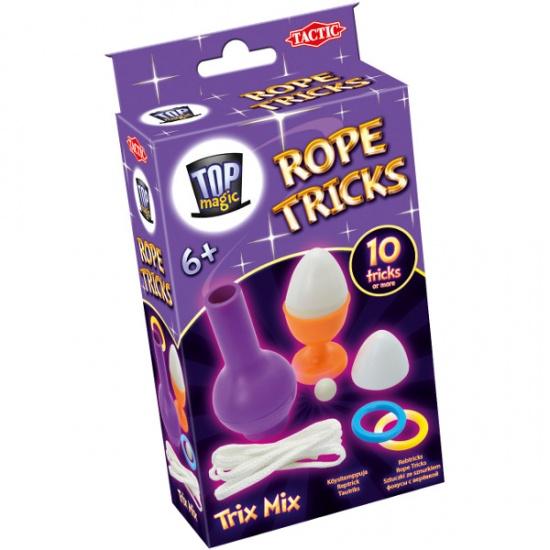 Tactic Goochelset Trix Mix Rope Tricks
