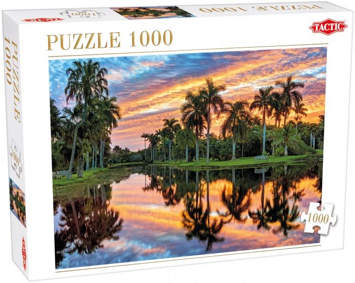 Tactic legpuzzel Botanic Garden 1000 stukjes