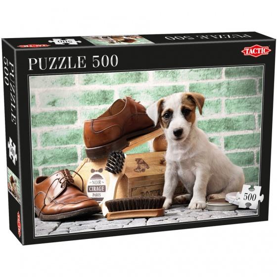 Tactic legpuzzel Dogs 500 stukjes