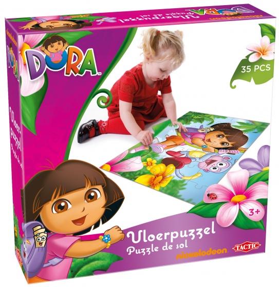 Tactic legpuzzel Dora Vloerpuzzel