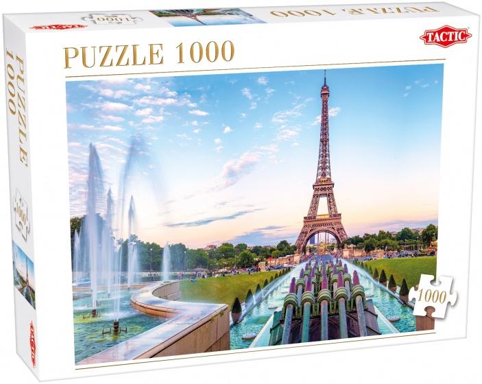 Tactic legpuzzel Eiffel Tower 1000 stukjes