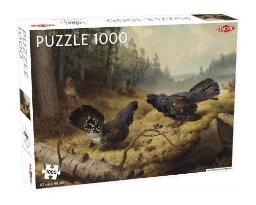 Tactic legpuzzel Fighting Capercailles 1000 stukjes