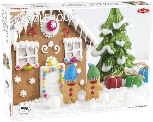 Tactic legpuzzel Gingerbread House 1000 stukjes