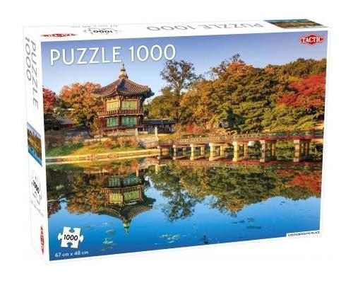 Tactic legpuzzel Gyeongbokgung Palace 1000 stukjes