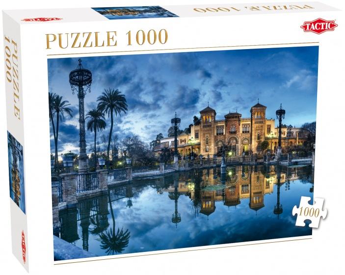 Puzzel Mudejar Pavilion 1000 stukjes