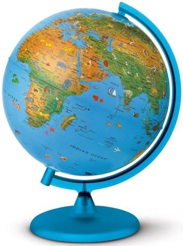 Tecnodidattica Wereldbol Arca Met Verlichting 25cm