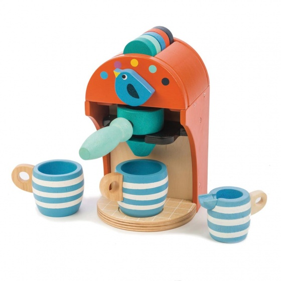 Tender Toys espresso machine junior 10 delig