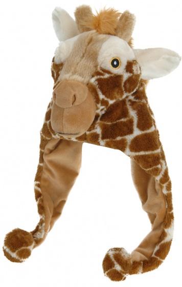Tender Toys Giraffemuts bruin junior one size
