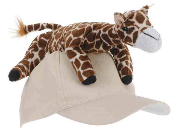 Tender Toys giraffenpet beige one size kopen