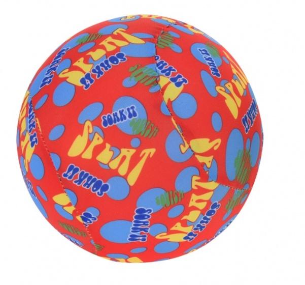 Tender Toys splashbal rood 14 cm