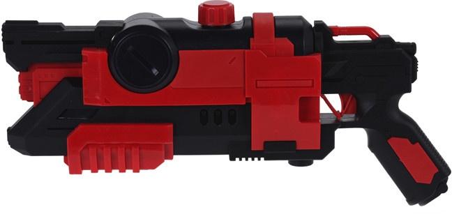 Tender Toys wasserpistole 38 cm rot//schwarz