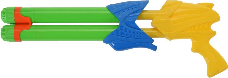 Tender Toys waterpistool junior 42 cm groen/geel