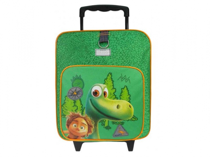 The Good Dinosaur Call Out Trolley rugzak groen 12 x 28 x 35 cm