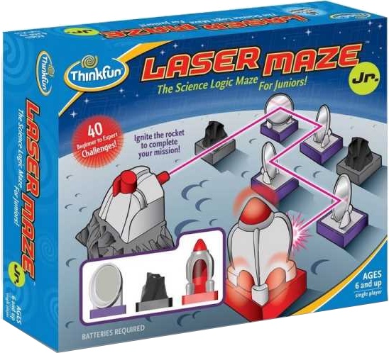 ThinkFun denkspel laser maze