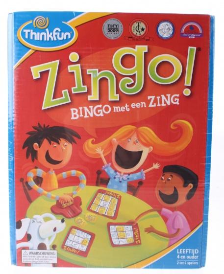 ThinkFun educatief spel Zingo