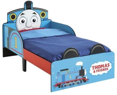 Thomas de Trein BED Peuter 143 X 77 X 68 cm