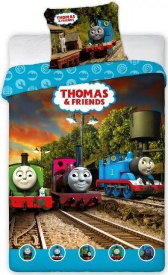 Thomas de trein dekbed