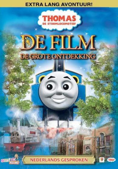 Thomas de Trein DVD De grote ontdekking