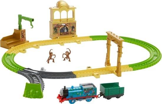 Thomas de Trein monkey palace treinset 8 delig