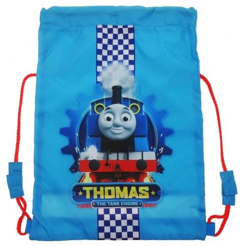 Thomas de Trein Schoudertas 42 x 31 cm lichtblauw