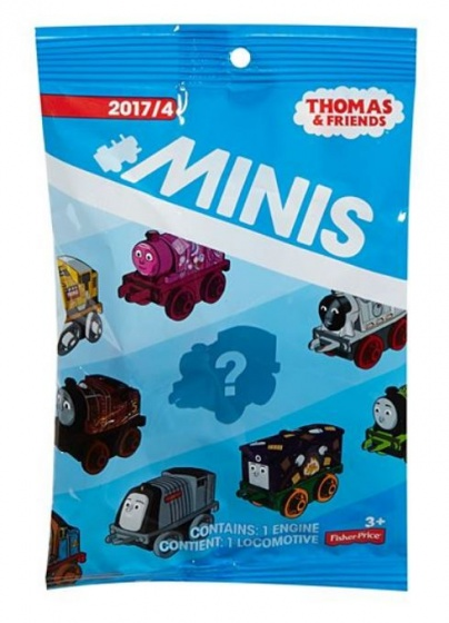 Thomas de Trein Thomas & Friends Mini Mystery Engines