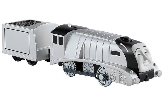Thomas de Trein Thomas & Friends Spencer grijs 2 delig