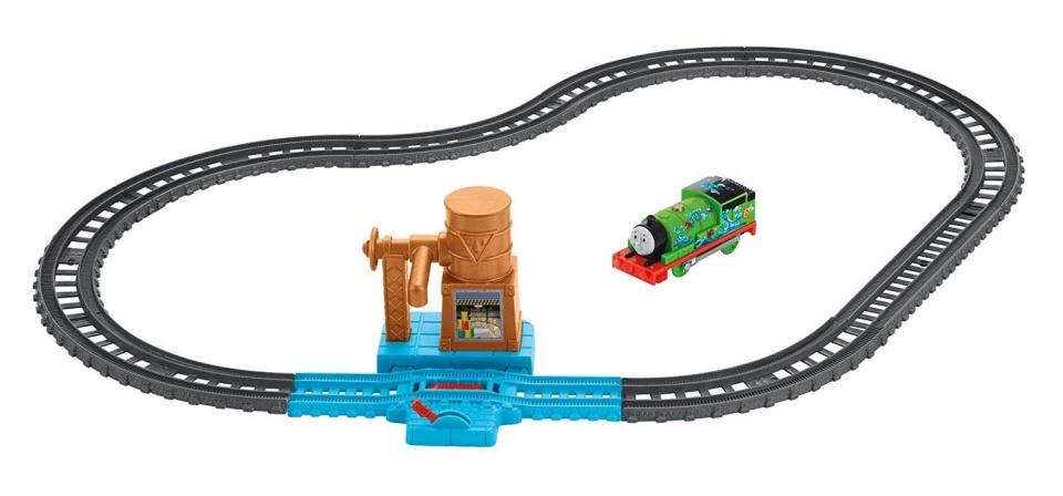 Thomas de Trein Track Master treinbaan met watertoren