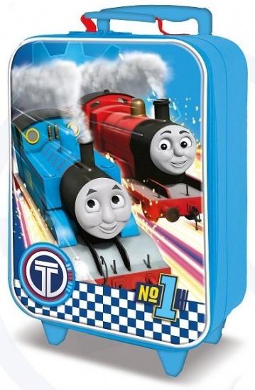 Thomas de Trein Trolley Blauw 40 x 15 x 30 cm