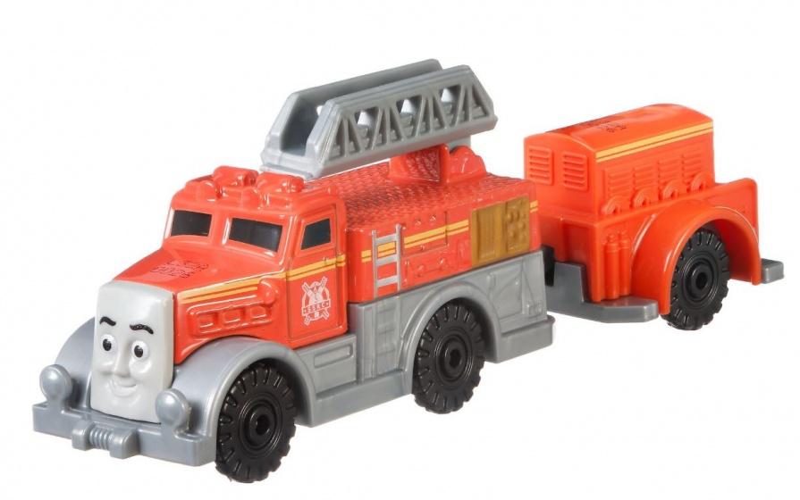 Thomas de Trein Truck rood 14 cm