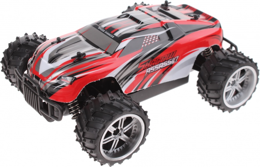 ThomaxX RC buggy 1:16 X Truggy Shadow Assassin 29 cm rood