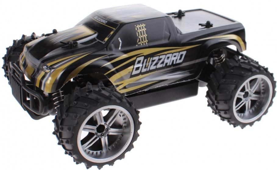 ThomaxX RC buggy 1:16 X Truggy Blizzard 29 cm zwart-goud