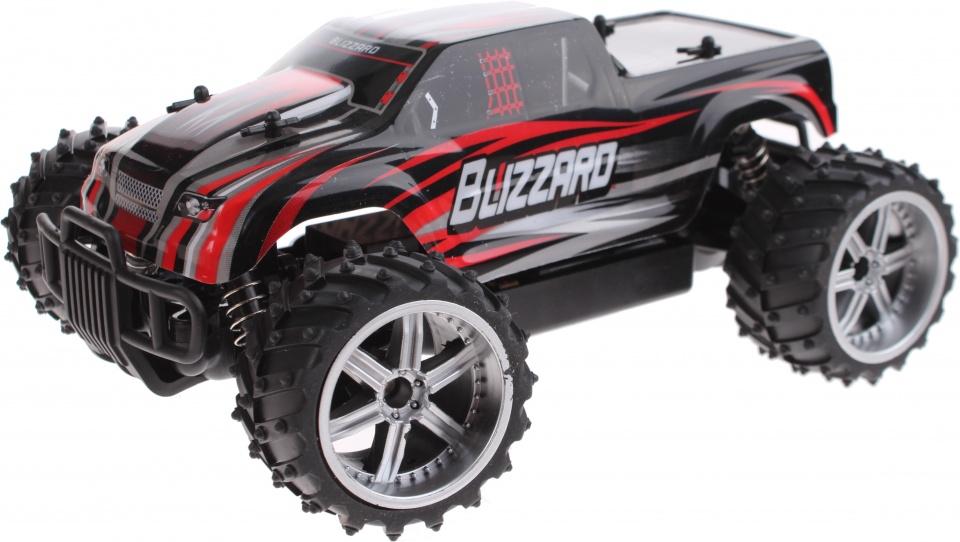ThomaxX RC buggy 1:16 X Truggy Blizzard 29 cm zwart-rood