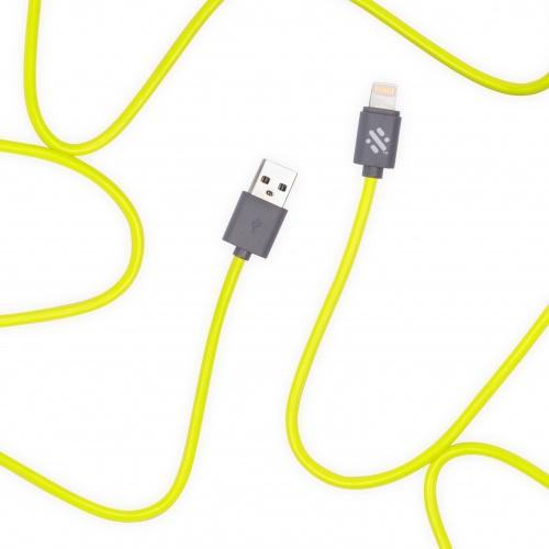 thumbsUp! Link Lightning kabel groen 1 m
