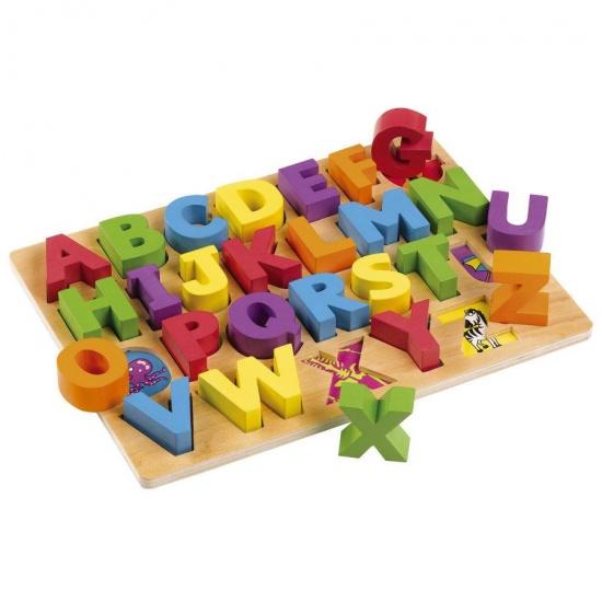 Tidlo ABC Puzzel 26 Stukjes