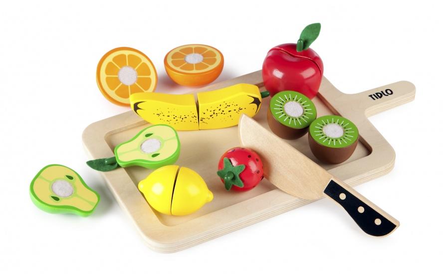 Tidlo Fruit Met Snijplank