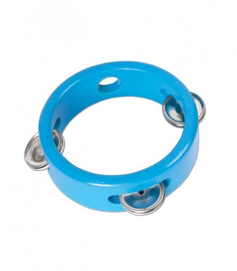 Tidlo Houten Mini Tamboerijn Blauw