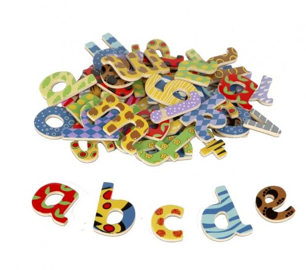 Tidlo Houten Magnetische Letters