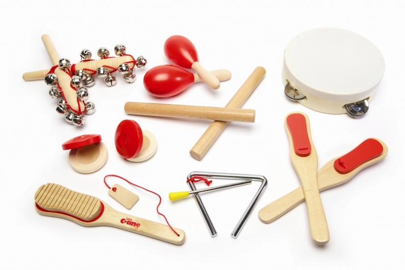 Tidlo Houten Muziek Instrumenten